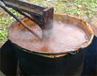 Apple Butter Weekend in West Virginia