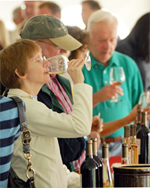 The Vermont Wine and Harvest Festival in Mid-September